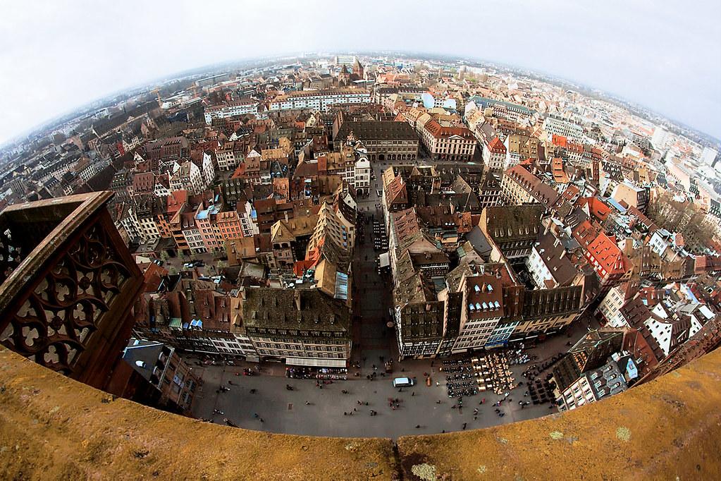 After 332 steps...Strasbourg