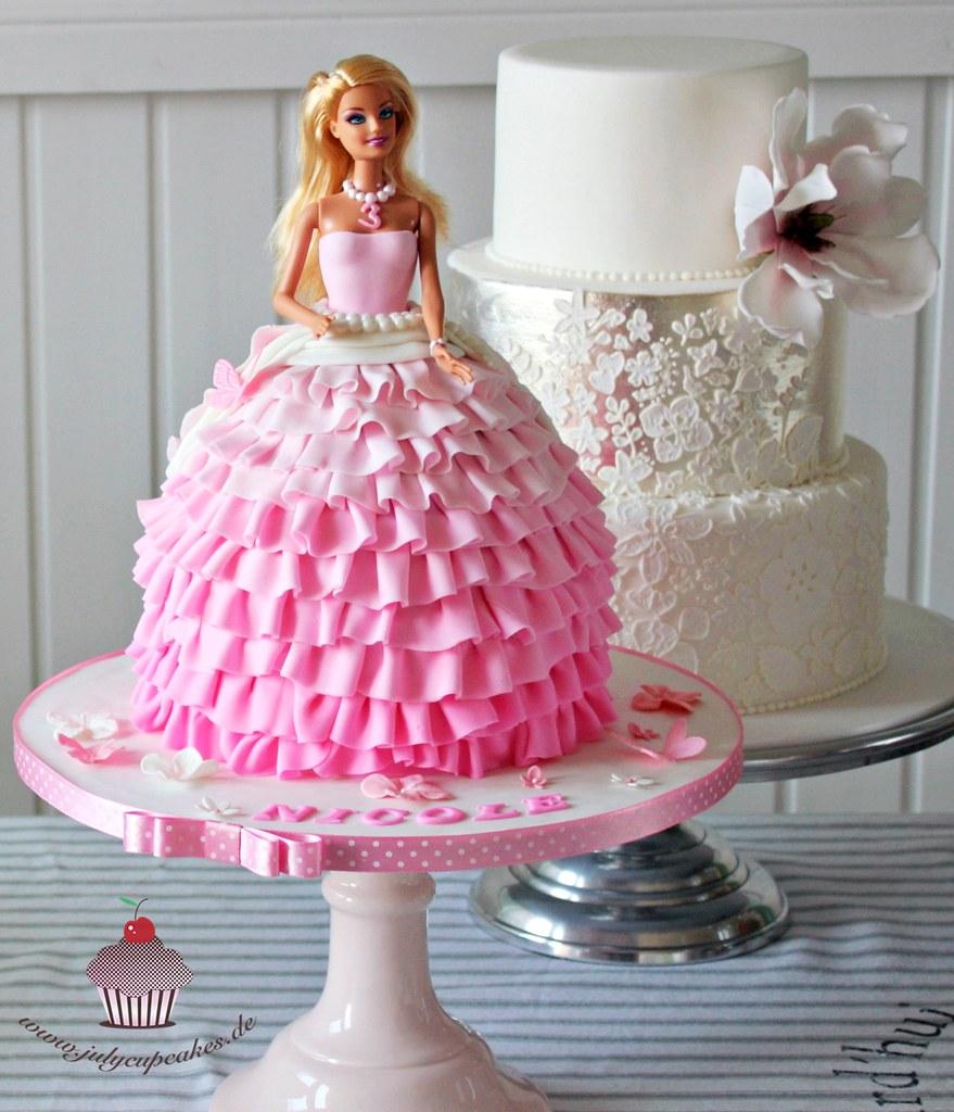 Barbie Cake Julia Baerwald Flickr