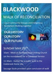 Blackwood Walk of Reconciliation