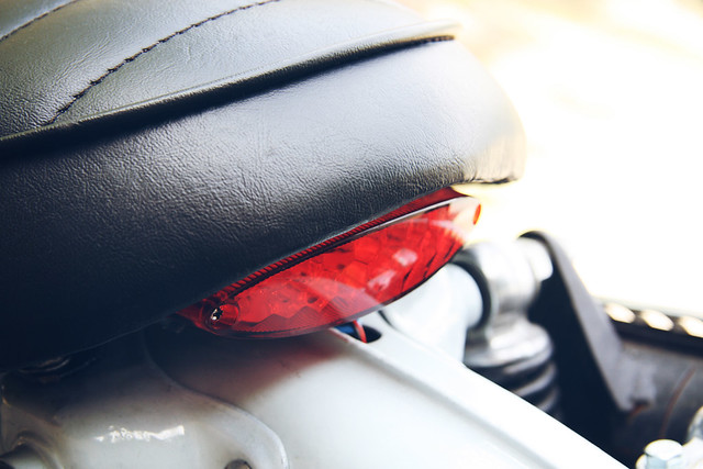 LED Slim Cateye Taillight