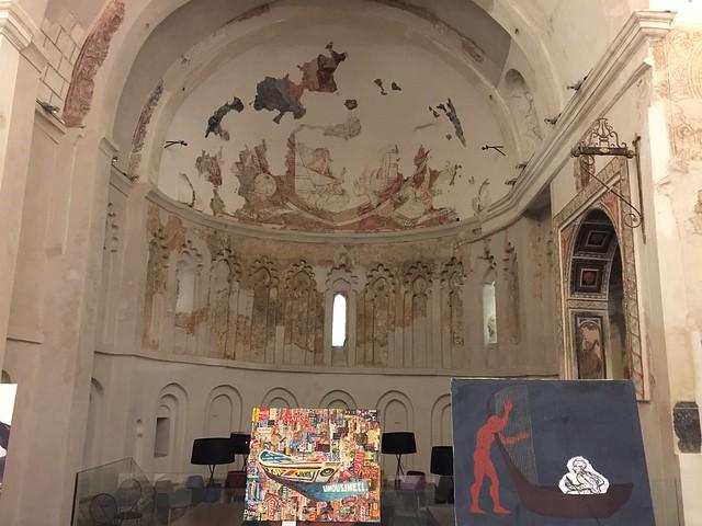 Interior de la iglesia de San Salvador (Talavera)