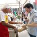 Viagem à Catas Altas - Inauguração de obras na cidade e Festival Gastrônomico