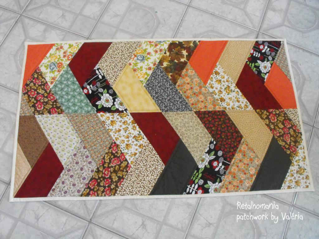 Patchwork Tapete Cozinha Passo A Passo : Patchwork Quilt Friendship Braid