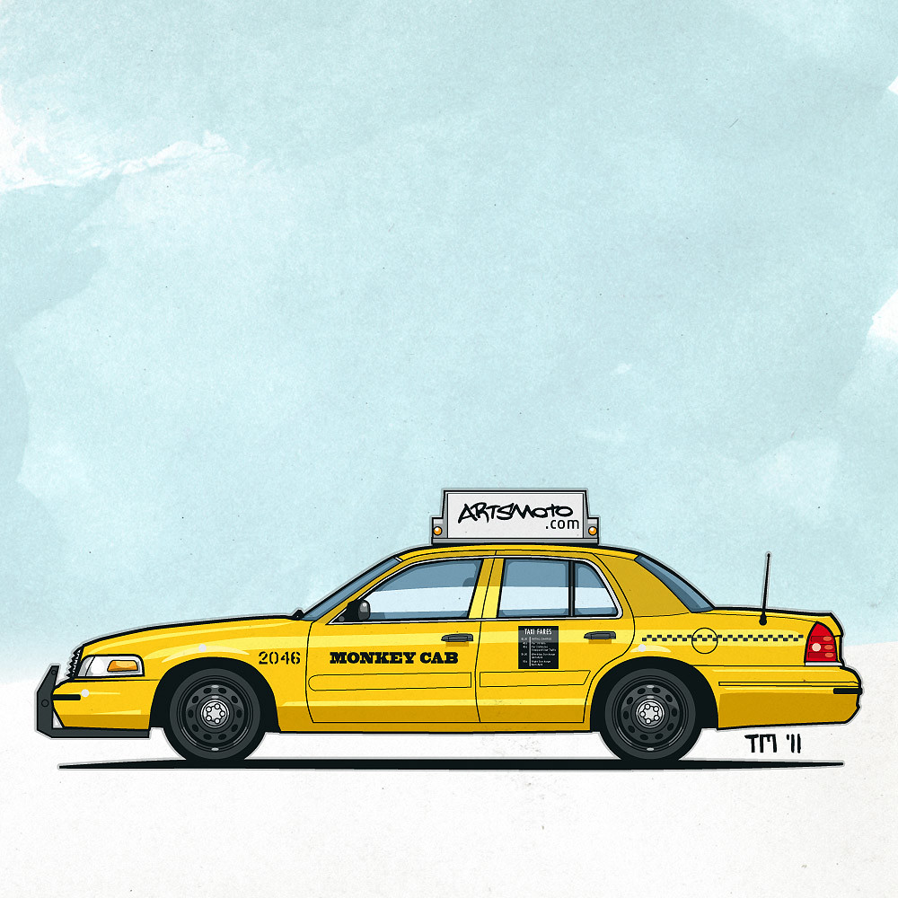Free Cab Cliparts, Download Free Clip Art, Free Clip Art ... |Yellow Taxi Cab Drawing