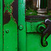 Two green doors - revisited