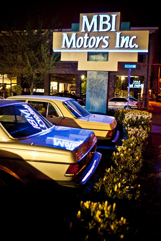 Mbi Motors Inc Sean Davis Flickr