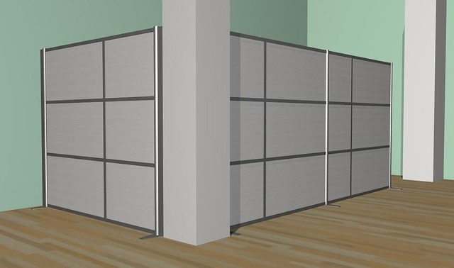 Room divider partition walls flickr for Partition wall ikea