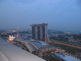 Marina Bay Sands Singapore | by TRAVEL4VITALITY