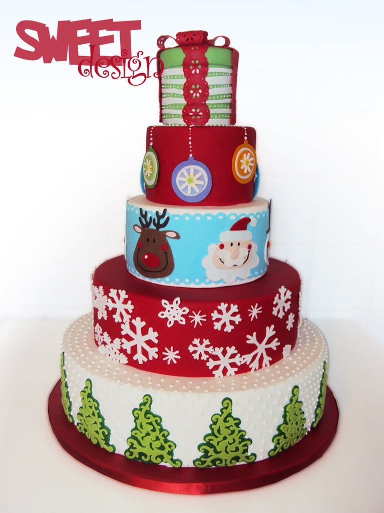 images of christmas cake - photo #43