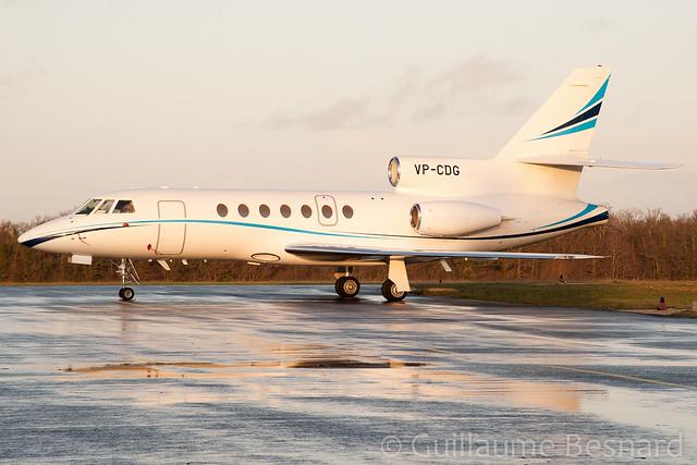 Dassault Falcon 50 VP-CDG cn 184 | Flickr - Photo Sharing!