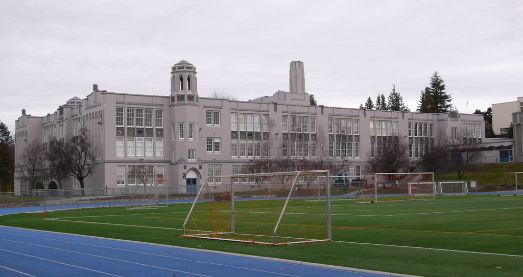 Vancouver Point Grey Secondary Point Grey Secondary