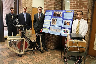 Hybid Bicycle Experiment for K-12 Students | by Michigan Tech College of Engineering