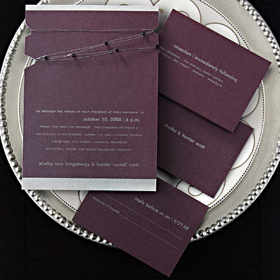 Different Options for Your Wedding Invitations
