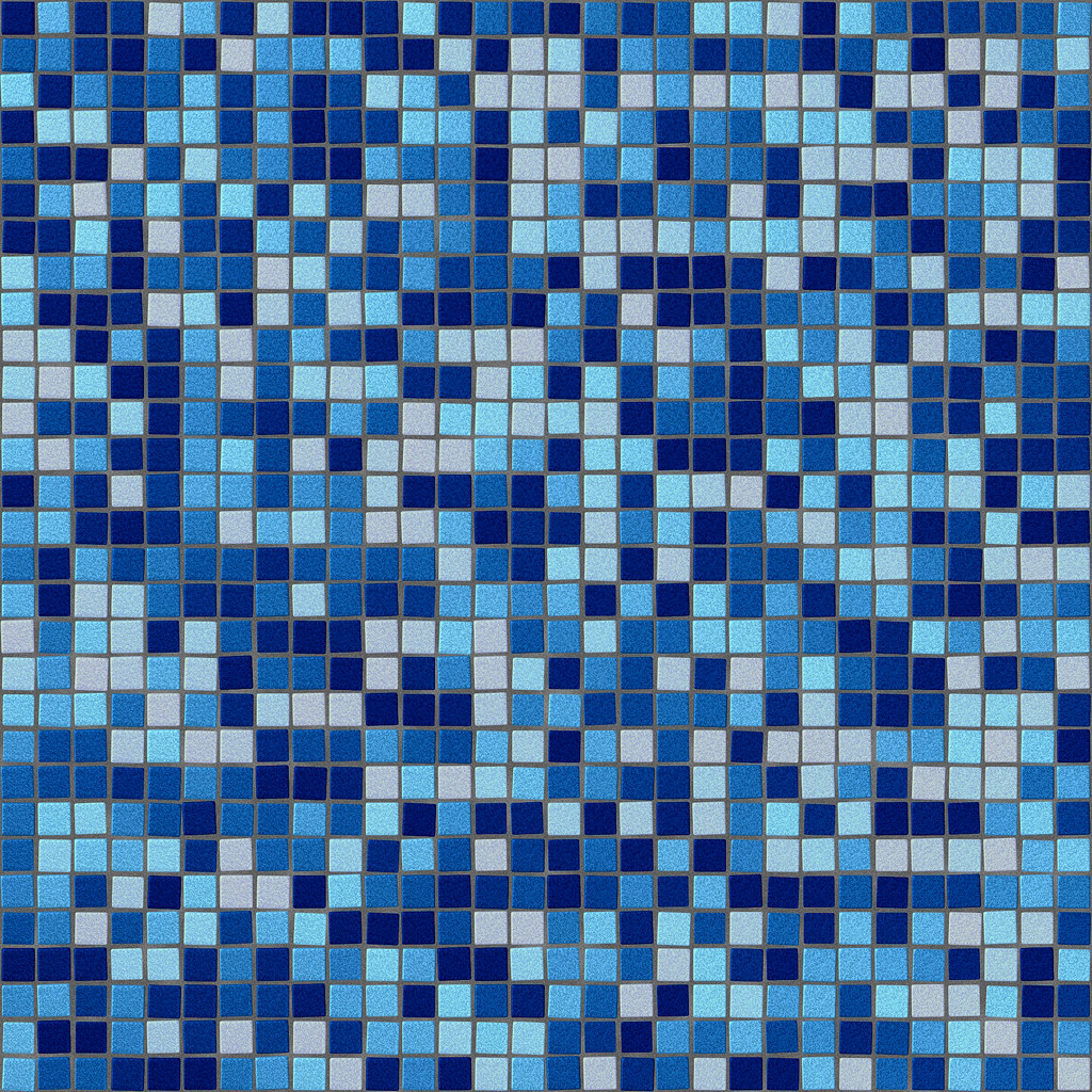 Blue Mosaic Brett Jordan Flickr