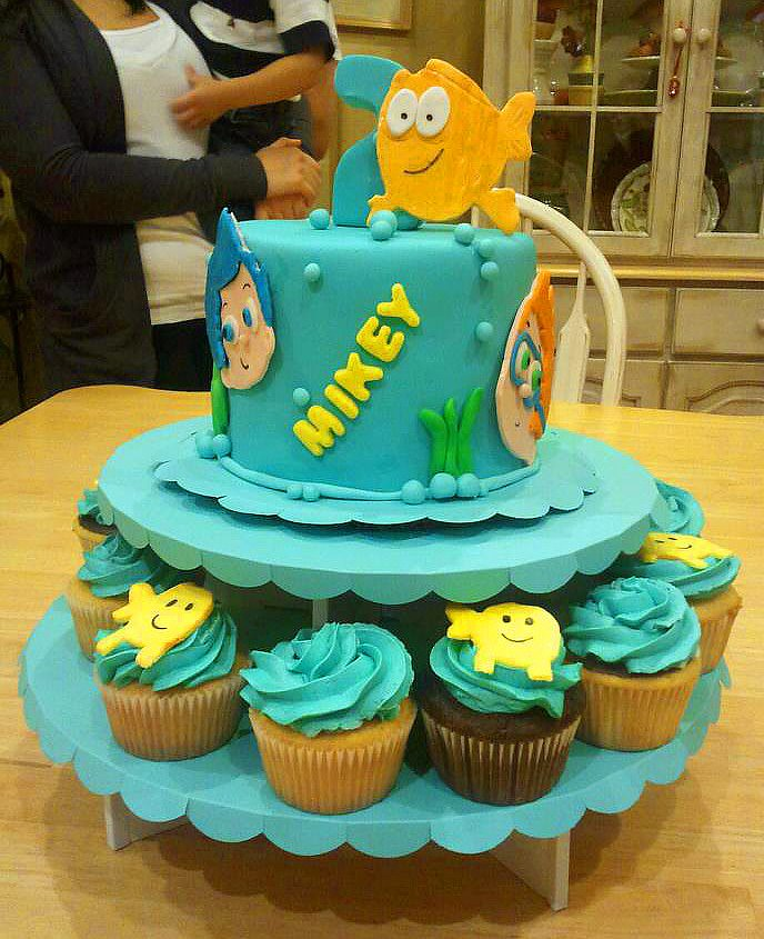 Bubble Guppies Cake Toppers Ebay