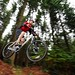 Soldier Trains for Mountain Biking Competition