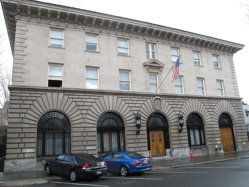 62nd Police Precinct Station House Foxhurst Bronx New