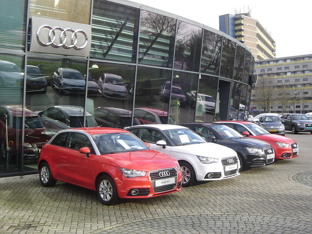 Audi Car Dealership Jobs