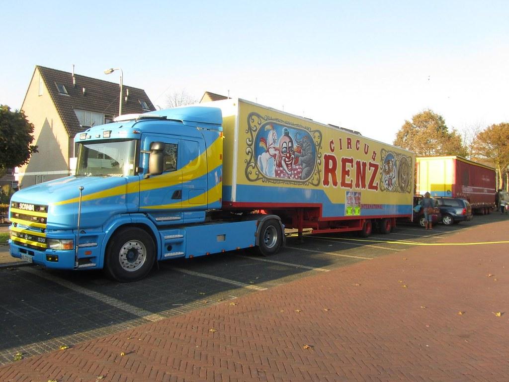 Scania Truck 2018 >> scania truck circus renz berlin | voorwiel | Flickr
