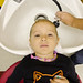 Celeste's First Haircut - Washing