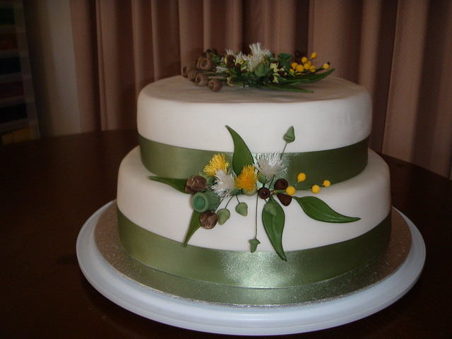 how much is a wedding cake australia australia s themed wedding cake flickr photo 15505