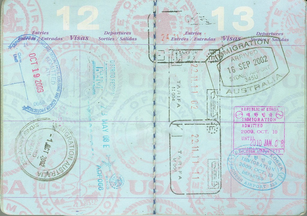 Us Passport Card And Air Travel