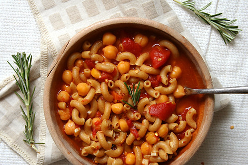 chickpea rosemary soup 7 | by crumblycookie