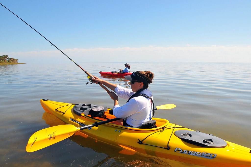 sea fishing kayak uk site
