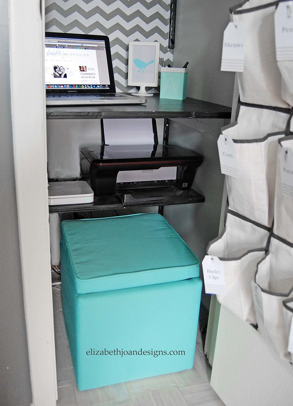 Office closet 3-6