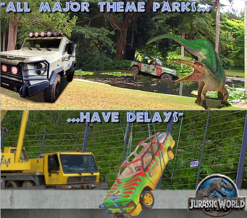 New Ford Explorer >> Jurassic World Concept Ford Explorer Jeep Wrangler Trexton… | Flickr