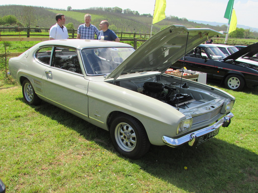 ford capri 1600 xl blj445k a 1972 ford capri 1600 xl auto flickr. Black Bedroom Furniture Sets. Home Design Ideas