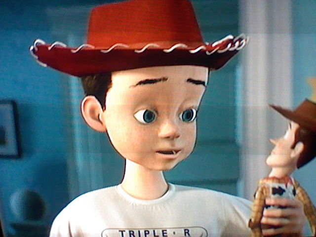 Andy Davis Toy Story | This is a picture of Andy Davis ...