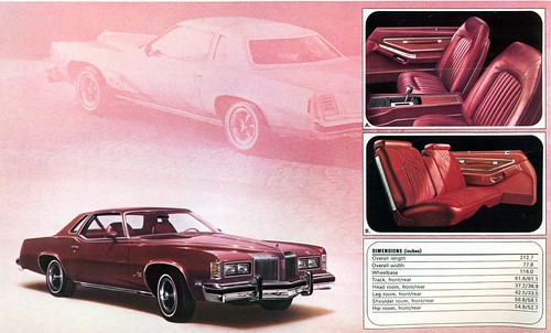 1976 Pontiac Grand Prix | by coconv