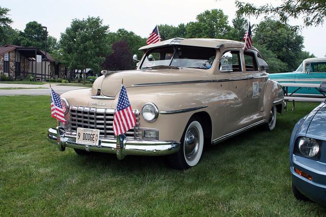 1949 dodge custom 4 door sedan first series 2 of 10 for 1949 dodge 2 door sedan