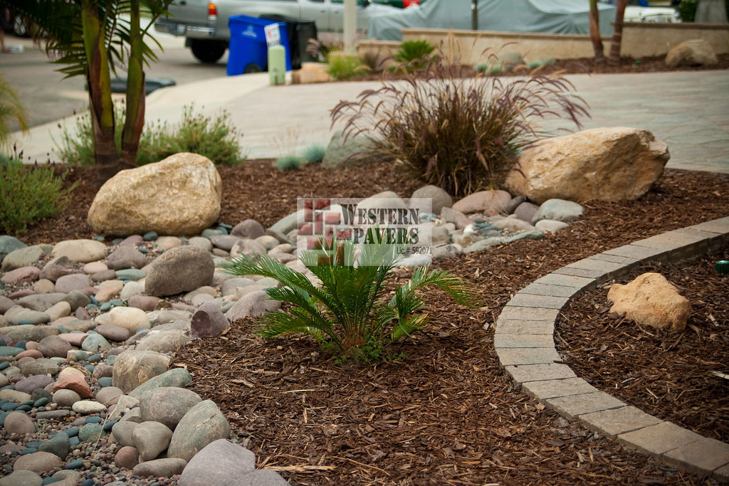 Xeriscape landscape design 2 western pavers flickr for Xeriscape garden designs