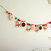 christmas sweets garland