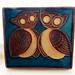 owl plaque denmark