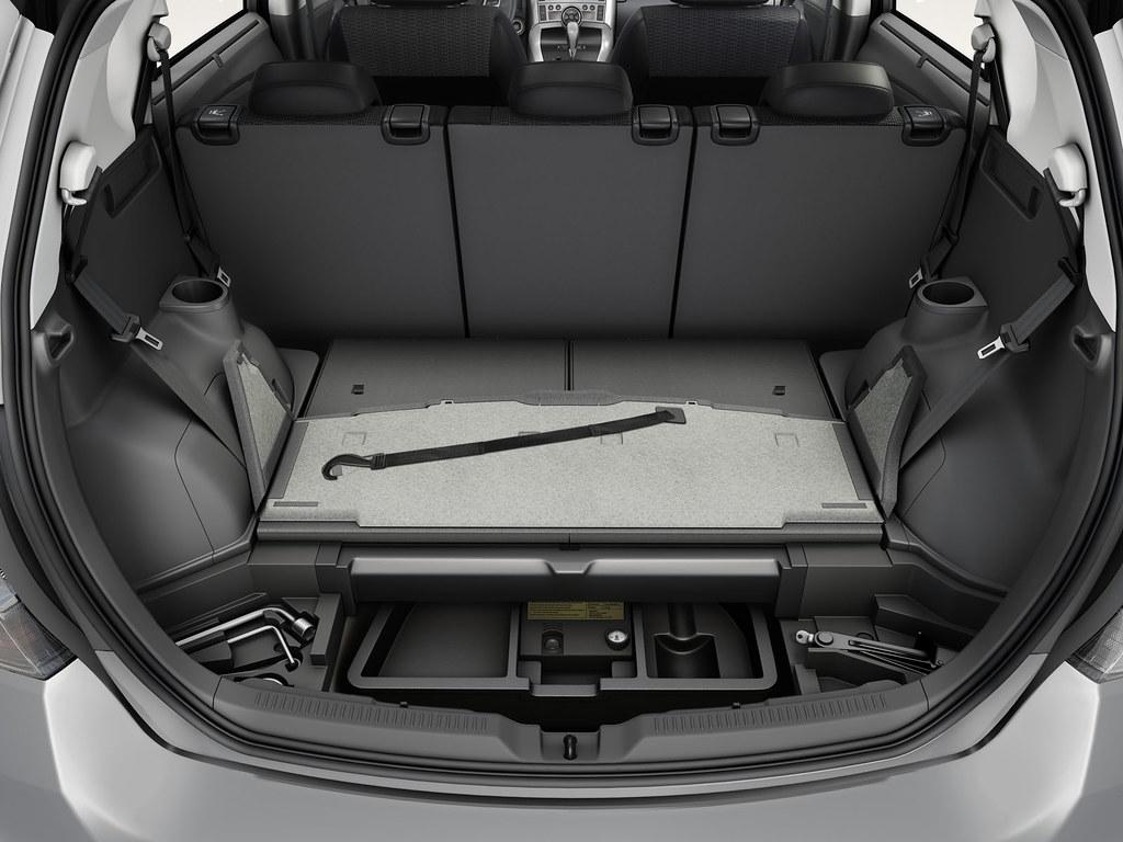 Toyota Verso 2012 Interior Tme 019 Full Toyota Motor