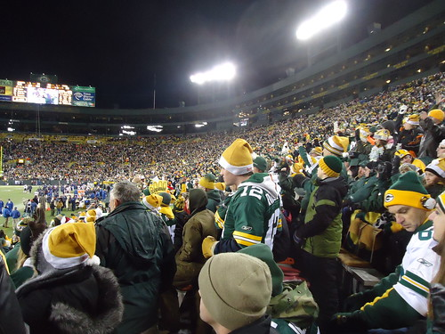 Packers - Bears Game | by Brian Giesen