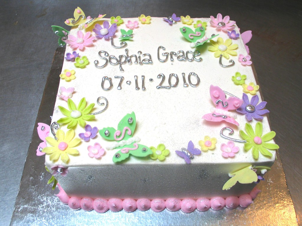 How To Ice A Rectangular Cake
