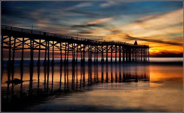 6615138223 on Naples Florida Pier Sunset