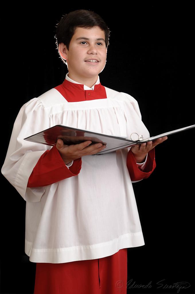 Choir boy 1 | Nikon D3...