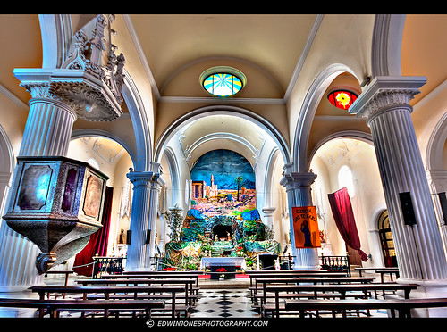 Teguise Church Lanzarote HDR | by Edwinjones