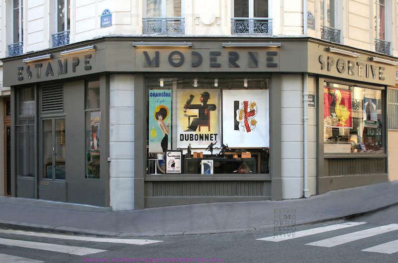 Moderne Wohnzimmerwande Galerie : Galerie ems estampe moderne et sportive visitez note