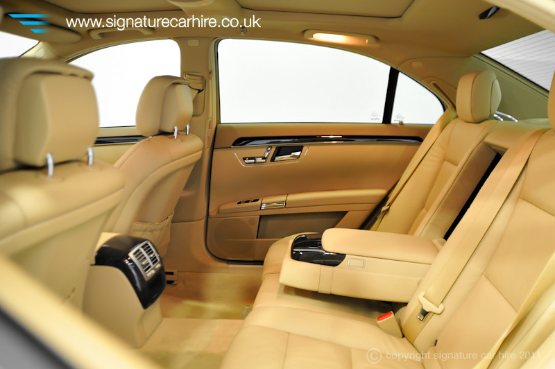 mercedes s350 bluetech rear interior the interior of the flickr. Black Bedroom Furniture Sets. Home Design Ideas