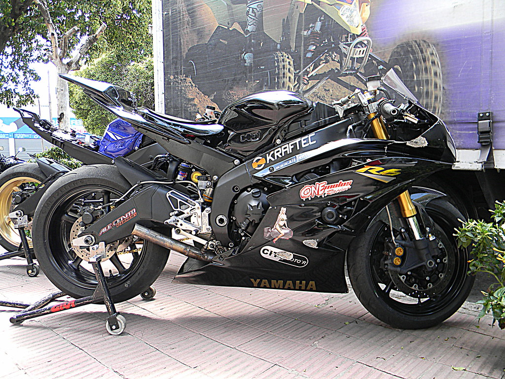 Ferrari All Model >> Yamaha R6 Modified | details in video - click here: www.yout… | Flickr