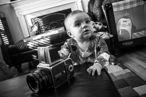 baby with a Hasselblad | by Daniel Krieger Photography
