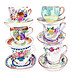 Vintage Teacup Collection