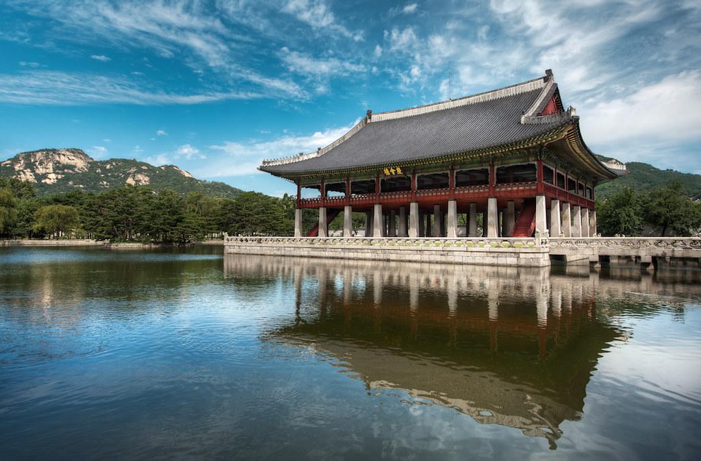 The Monkey Shrine Seoul South Korea Circle Me On