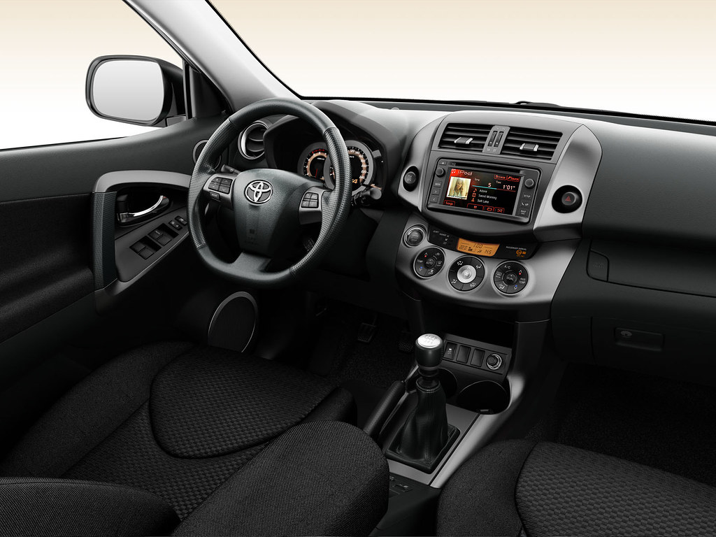 Toyota Rav4 2012 Interior Toyota Motor Europe Flickr